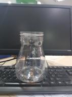 hũ nhựa tròn 500 ml -Ms : DA 20